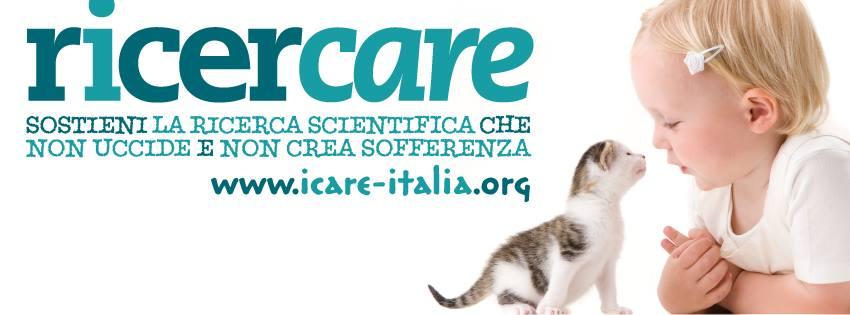 I Care Italia Contro la vivisezione con Collezione i Cuccioli